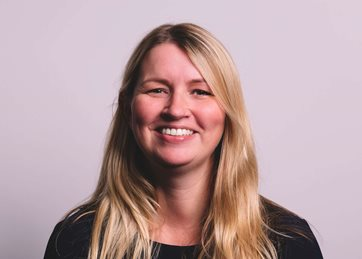 Caley Clarke, Senior Tax Manager