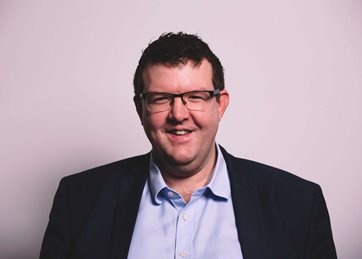 Ronan Morrison, Audit Senior Manager
