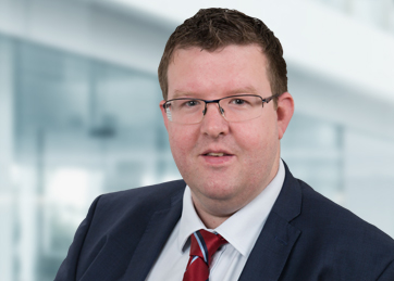 Ronan Morrison, Audit Manager